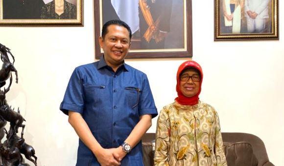 Ucapkan Duka Cita, Bamsoet Kenang Sosok Ibunda Presiden Jokowi