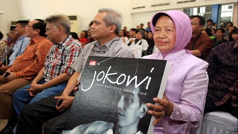 Ibunda Presiden Jokowi, Sudjiatmi Notomiharjo Wafat dalam Usia 77 Tahun di Solo