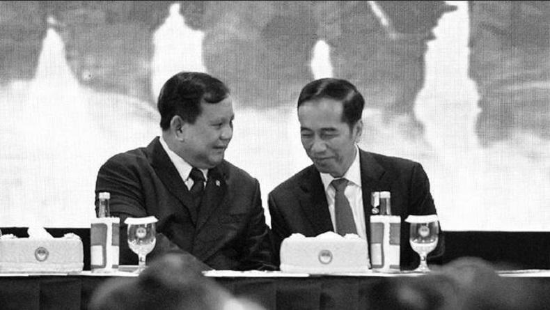 Prabowo Ucapkan Belasungkawa Atas Wafatnya Ibunda Presiden Jokowi