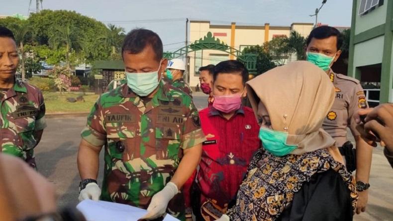 Kasus Covid-19 di Lampung Tambah 72, Tersebar di 10 Wilayah