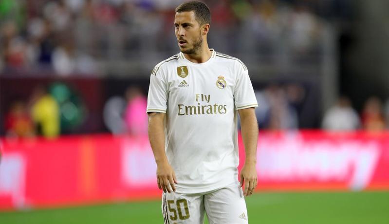 Tampil Buruk Bersama Madrid, Eden Hazard: Lihat Saja di Musim Kedua Nanti!
