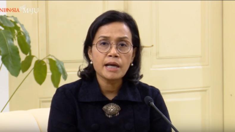 Sri Mulyani: IMF Akan Bantu Negara-Negara Dunia Atasi Pelemahan Nilai Tukar