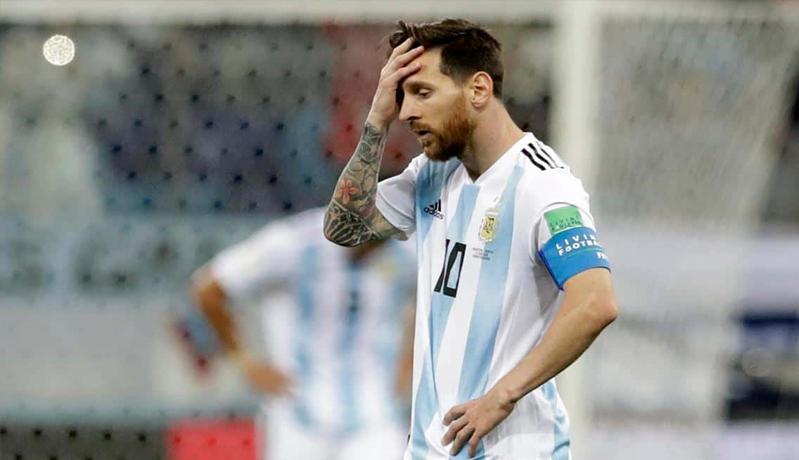 Lionel Messi Sering Teteskan Air Mata untuk Timnas Argentina