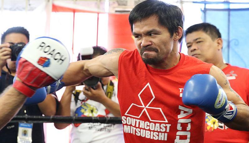 Pensiun dari Tinju, Manny Pacquiao Ingin Jadi Presiden dan Tumpas Kemiskinan di Filipina