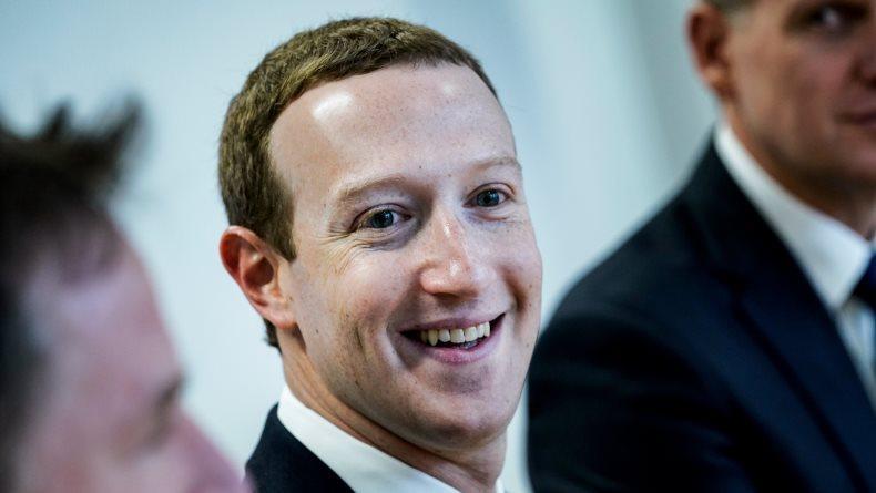 Wih, Bos Facebook Tambah Kaya Rp115 Triliun dalam Sepekan