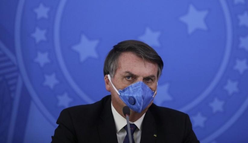 Aneh, Presiden Brasil Bolsonaro Minta Warga Kembali Bekerja di Tengah Wabah Corona