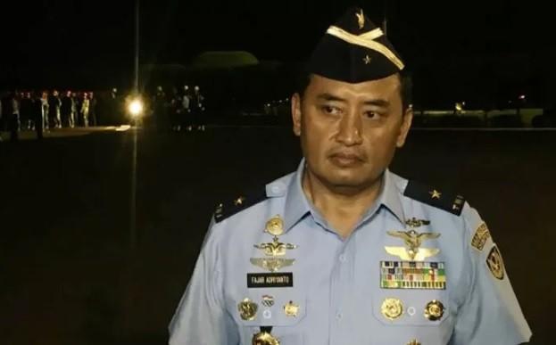 TNI AU: Pesawat Tempur yang Jatuh di Kampar Riau Rusak Berat