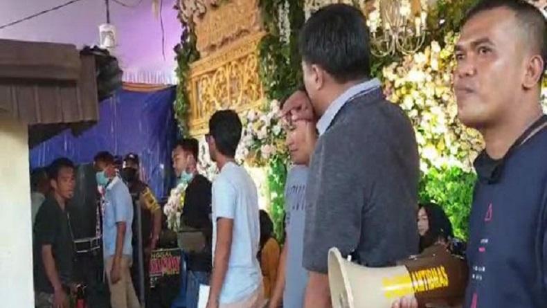 Bubarkan Pernikahan di Lubuklinggau, Polisi Ancam Berjaga di Lokasi Sampai Sepi