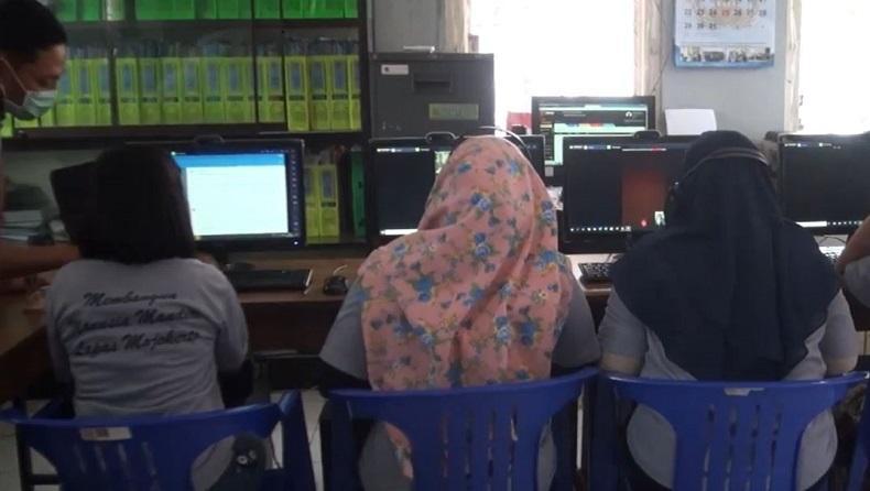 Kunjungan Ditutup, Lapas Mojokerto Siapkan Fasilitas Video Call untuk Napi dan Tahanan