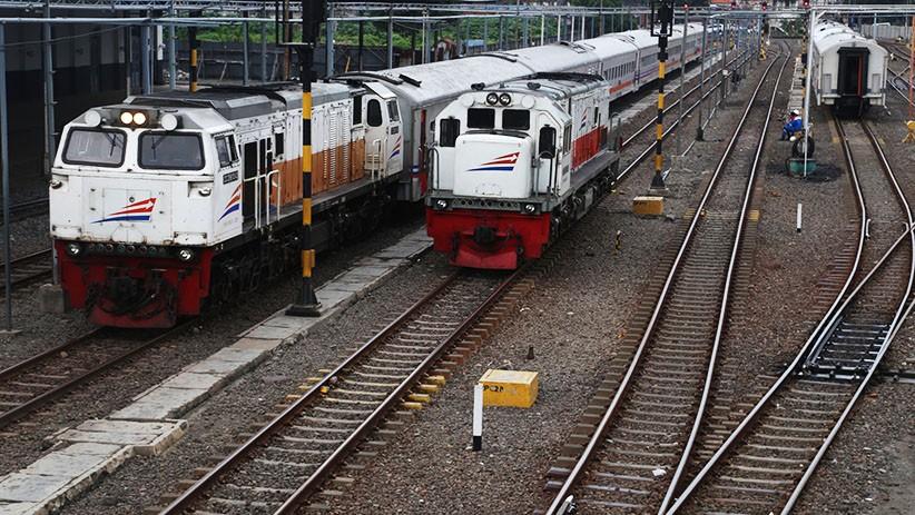 Ada Larangan Mudik, KAI Cirebon Hanya Operasikan Satu Kereta