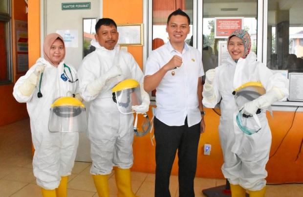 Wakil Bupati Tegal Sabilillah Ardie Donasikan Gaji 6 Bulan untuk Penanggulangan Covid-19
