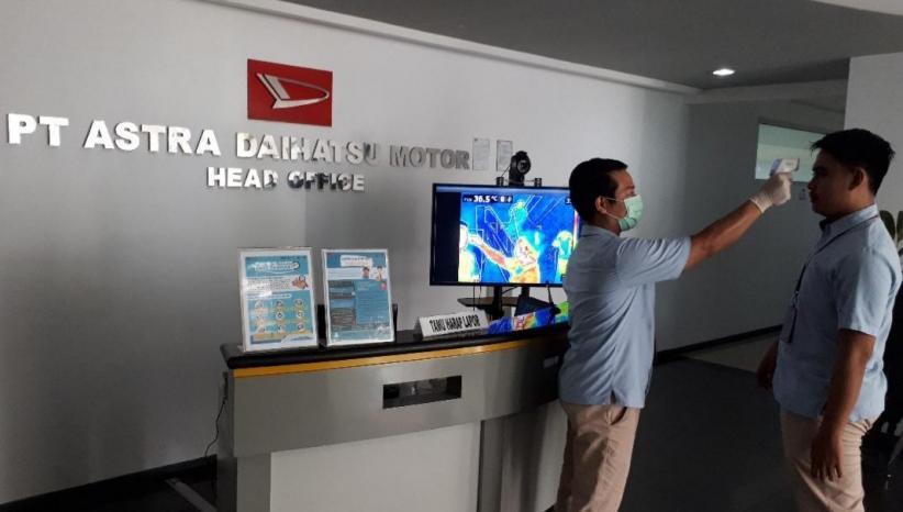 Cegah Corona, Daihatsu Indonesia Terapkan Karyawan Pabrik Libur 2 Hari Sekali