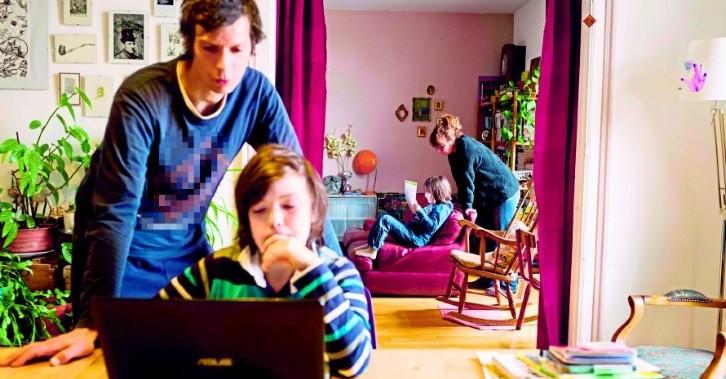 Ingin Bebas Stres Ajari Anak di Rumah? Orangtua Bisa Lakukan Ini