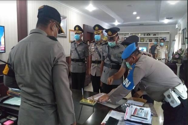 Rotasi Polda Sumut, Jabatan Kasatreskrim Polrestabes Medan Diserahterimakan