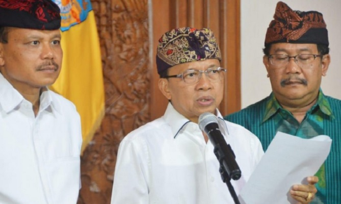 Kasus Corona di Bali Terus Melonjak, Gubernur Wayan Koster: Pekerja Migran Wajib Karantina