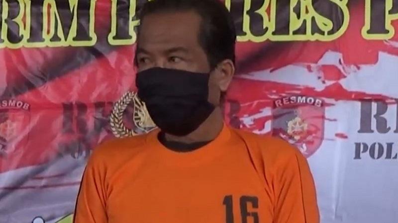 Mayat Dalam Karung di Pinrang Ternyata Dibunuh Suami Siri, Pelaku Curiga Korban Selingkuh