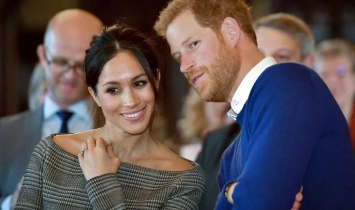 Pangeran Harry dan Meghan Markle Bikin Yayasan dengan Nama Anak