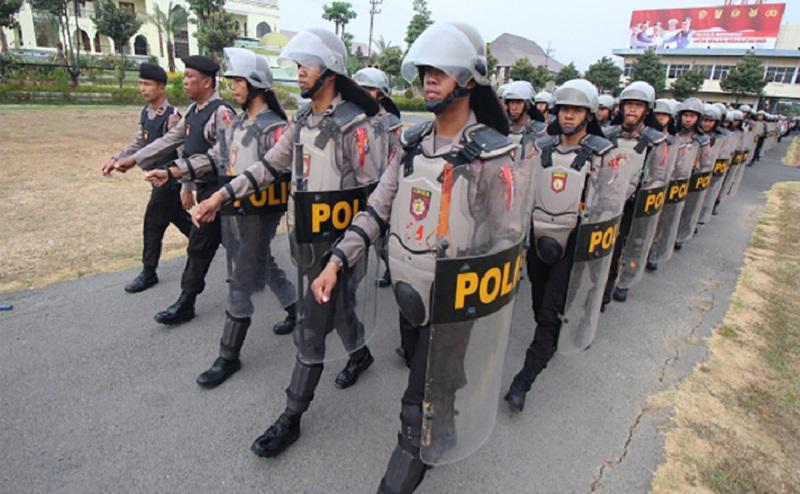Polda Metro Terjunkan 3.600 Personel Kawal Demo di Dekat Gedung DPR