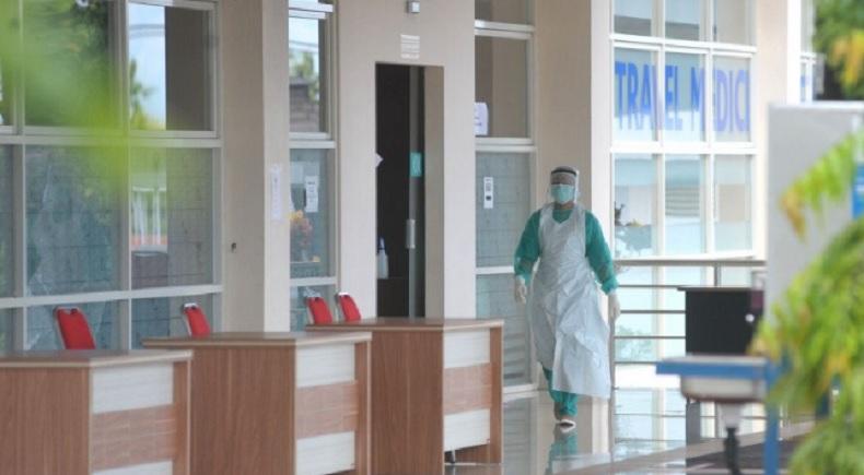 RS PTN Unud Kewalahan Hadapi Kasus Covid-19, Tempat Tidur Nyaris Terisi 100 Persen