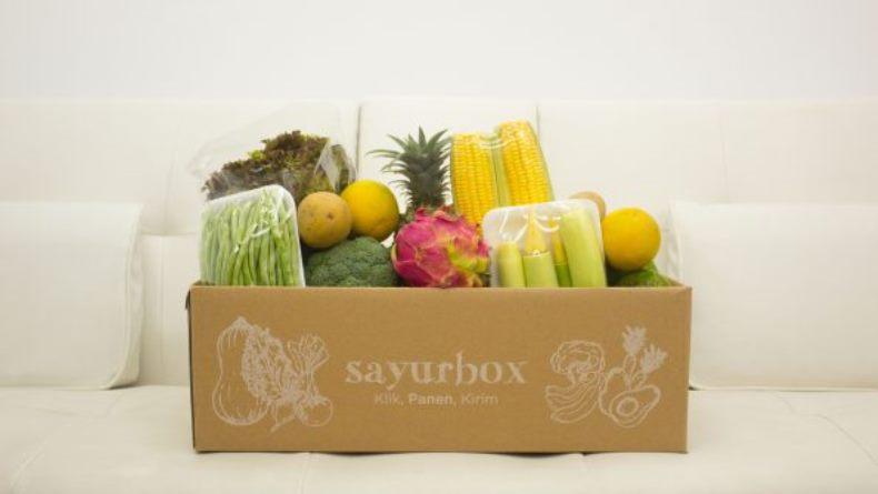 Sayurbox: Permintaan Melonjak Lima Kali Lipat selama WFH