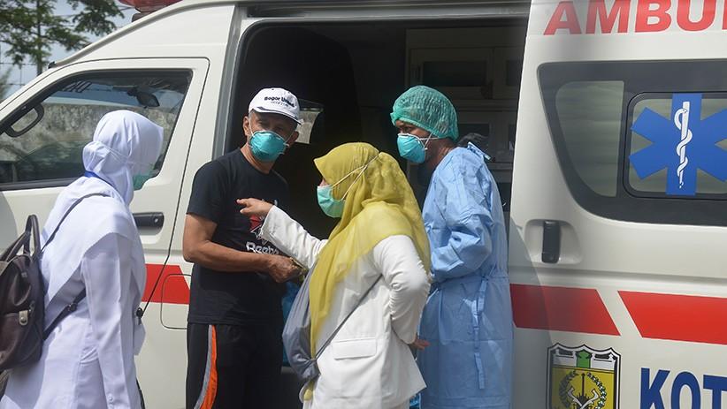 Tidak Ada Kasus Baru, Total Jumlah Pasien Sembuh di Jayapura 115 Orang