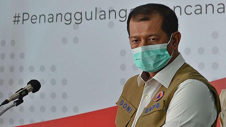 Doni Monardo: Tugas TNI-Polri di Era New Normal Bukan untuk Menakuti-nakuti Rakyat
