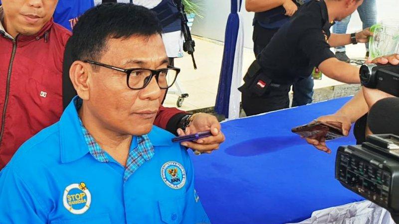 Tahun Ini BNNP Sumsel Siap Rehabilitasi Pecandu Narkoba