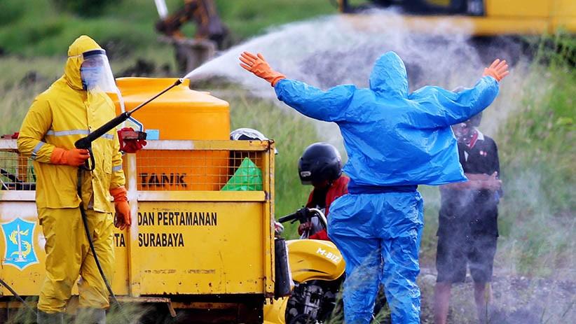 Kasus Kematian Covid-19 Meningkat, BPBD Kota Yogyakarta Tambah Tim Pemuliaan Jenazah