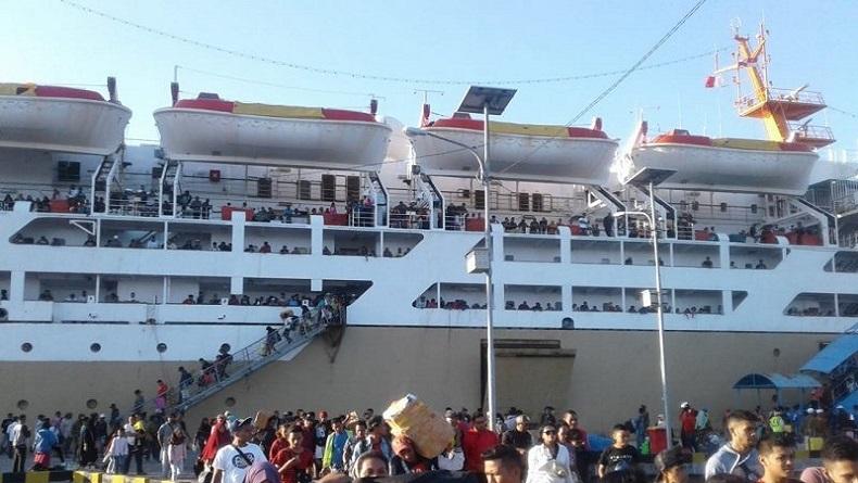 Kapal Pelni untuk Isolasi Apung Pasien Covid di Makassar Tiba Rabu Lusa