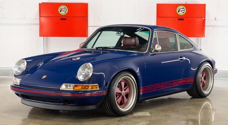 Porsche 911 Tua Ini Dilelang Rp15,5 Miliar, Begini Tampangnya