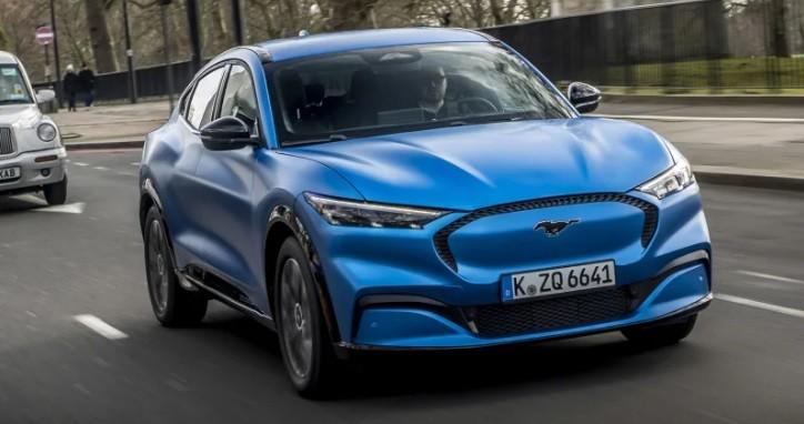 Tak Lagi Sedan, Mustang Bakal Hadir dengan Desain Crossover dan Bertenaga Listrik