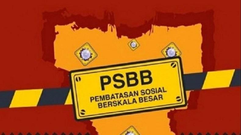 PSBB di Makassar dan Gowa Diperpanjang, Polda Sulsel Lakukan Evaluasi
