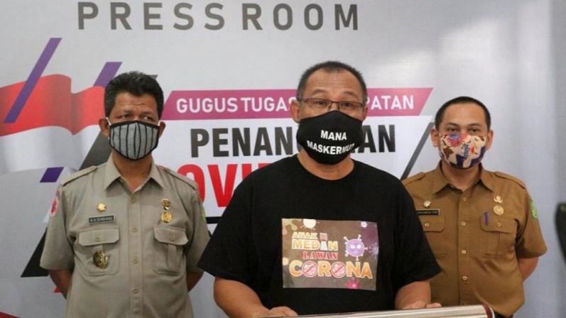 Antisipasi Covid-19, Pemko Medan Terbitkan Perwal Karantina Kesehatan