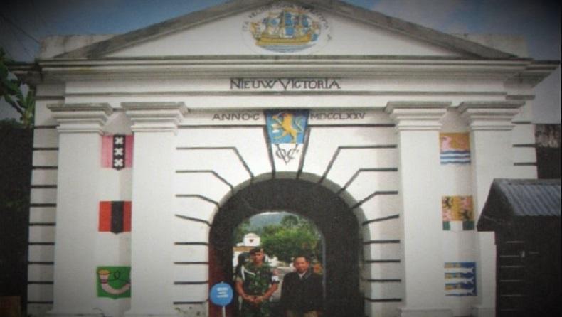 Terima Kunjungan Wali Kota Ambon, Moeldoko Dukung Revitalisasi Benteng Victoria