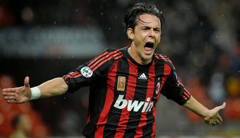 Filippo Inzaghi Ungkap Gol Paling Berkesan di AC Milan