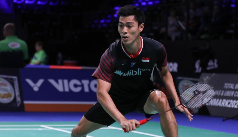 Jadwal Babak 16 Besar Thailand Open 2021: Vito Hadapi Atlet Ranking 2 Dunia