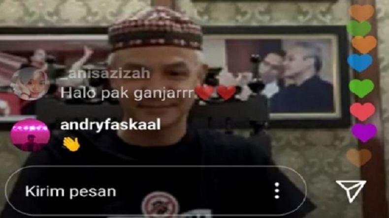 Video Viral Ganjar Pranowo Sebut Sekda Blora Ora Mudeng dan Diminta Mundur
