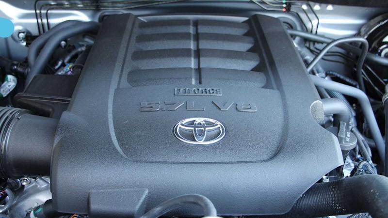 Toyota Kirim Sinyal Tinggalkan Mesin V8