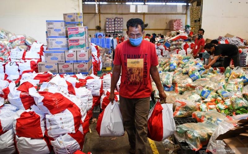 Pemkab OKU Akan Ganti Bansos Covid-19 dari Bahan Pokok Jadi Uang Rp200.000