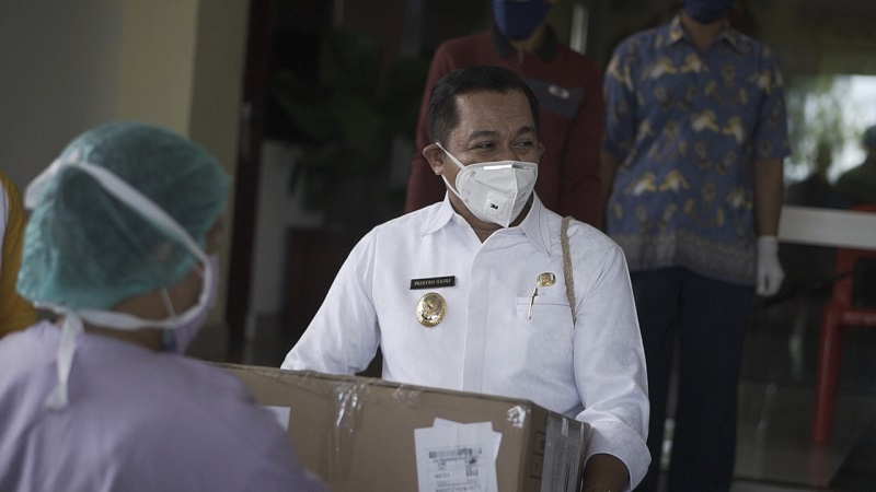 Gelar Pesta Pernikahan Akbar saat Pandemi, Begini Tanggapan Wakil Wali Kota Jayapura