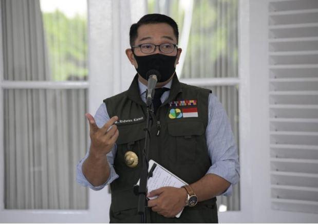 Ridwan Kamil Pastikan Ribuan Pegawai RSHS Bandung Tak Terpapar Covid-19