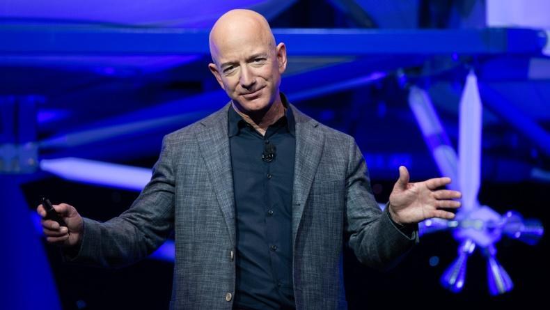 Daftar Orang Terkaya di Dunia, Jeff Bezos Pertama Pengusaha Indonesia Peringkat 80-an
