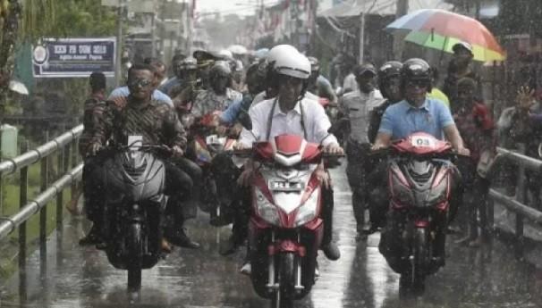 Jakarta Tertinggal, Fakta Kota di Papua Ini Sudah Lama Gunakan Sepeda Motor Listrik