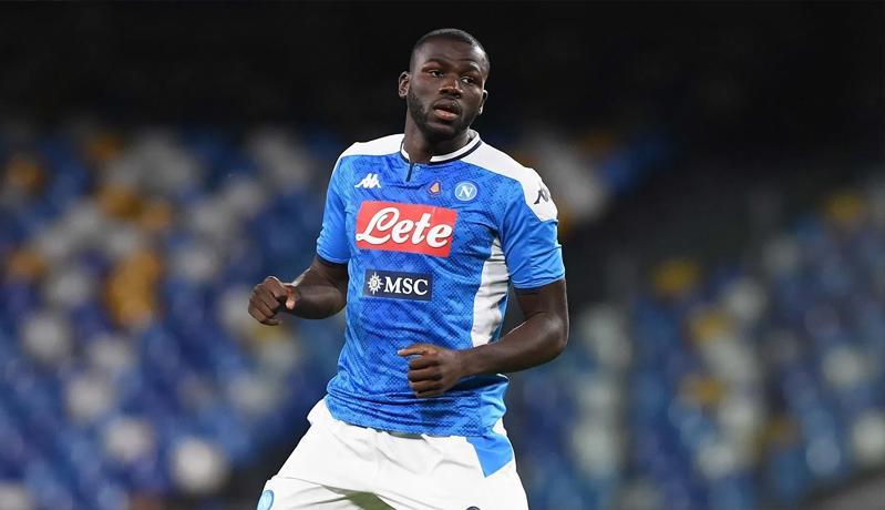 Manchester United Minta Diskon Harga Koulibaly, Napoli Jawab Tidak
