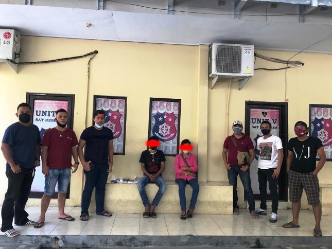 Resahkan Warga, 2 Pelaku Judi Togel di Manado Ditangkap