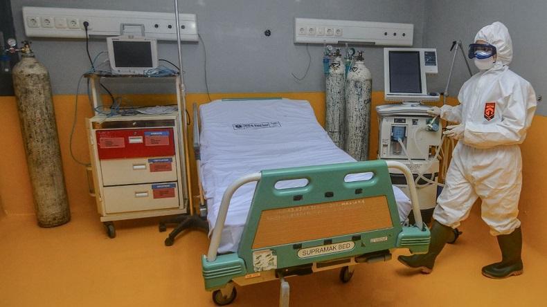 2 Pasien di Jembrana Bali Sembuh dari Corona, Kasus Positif Tersisa 1 Orang