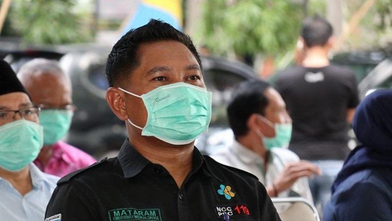 6 Orang Sekeluarga Positif Covid-19 di Mataram, Tim Gugus Tugas Telusuri Kontak Pasien