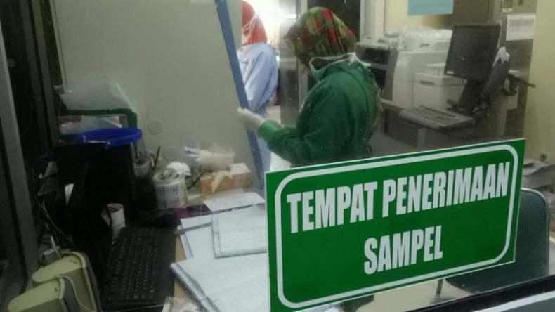 Tambah Kapasitas, Uji Swab Corona di Laboratorium Sumsel Jadi 245 Sampel Per Hari