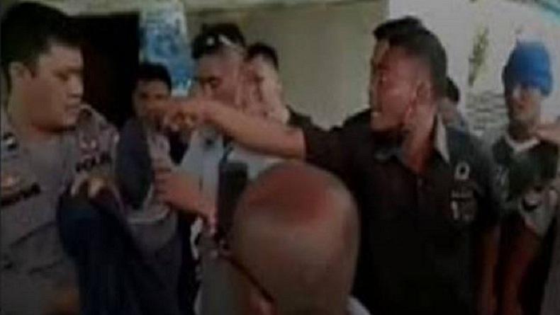Viral Video Sekelompok Pelaku Pungli Intimidasi Polisi di Deliserdang