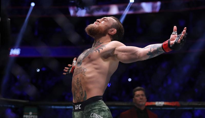Conor McGregor Ditantang Petarung Legendaris yang Pernah Cedera Horor